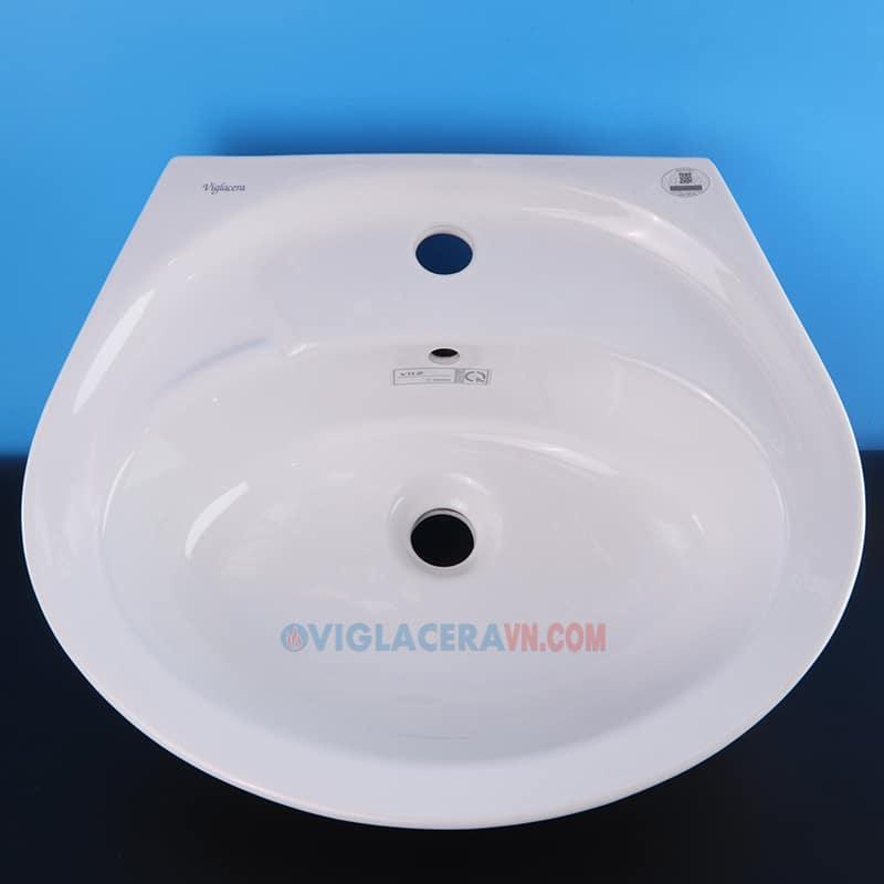 chau rua mat lavabo viglacera vtl2 chinh hang