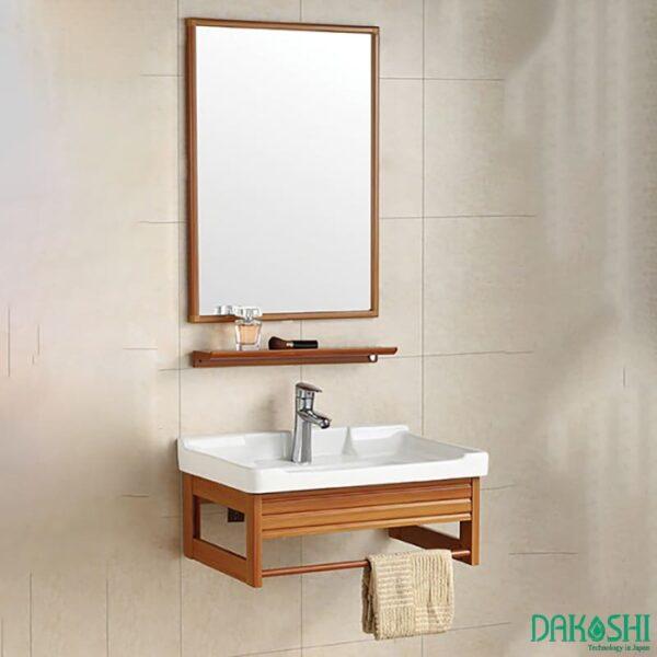 cabinet chau rua lavabo lien tu dakoshi japan dt600