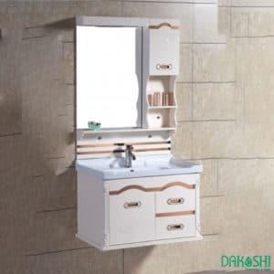 cabinet chau rua lavabo lien tu dakoshi japan dt635