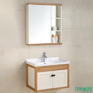 cabinet chau rua lavabo lien tu dakoshi japan dt703