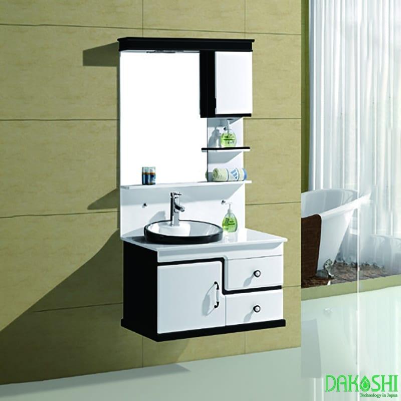 cabinet chau rua lavabo lien tu dakoshi japan dt813