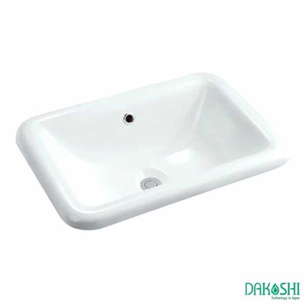 chau rua mat lavabo am ban dakoshi jpan db23-5