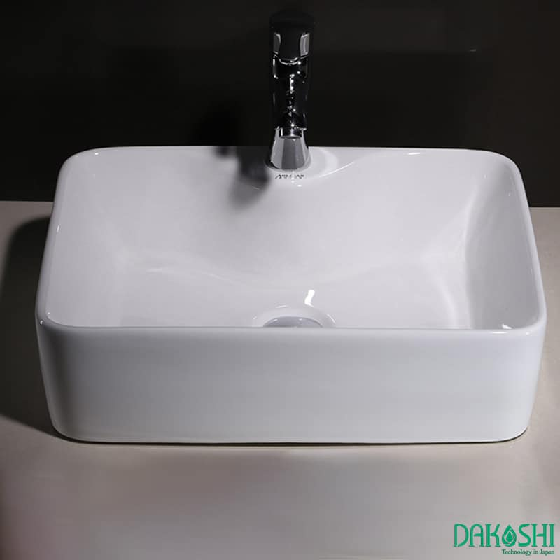 chau rua mat lavabo dat ban dakoshi jpan db12-2