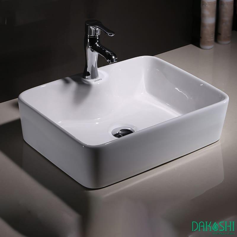 chau rua mat lavabo dat ban dakoshi jpan db12-3
