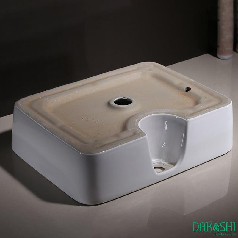 chau rua mat lavabo dat ban dakoshi jpan db12-5