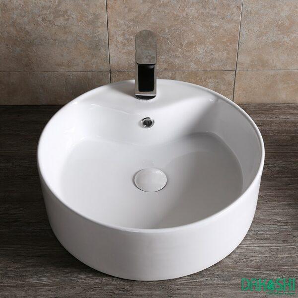 chau rua mat lavabo dat ban dakoshi jpan db15-1