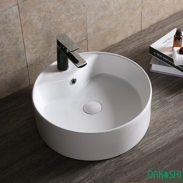 chau rua mat lavabo dat ban dakoshi jpan db15-2