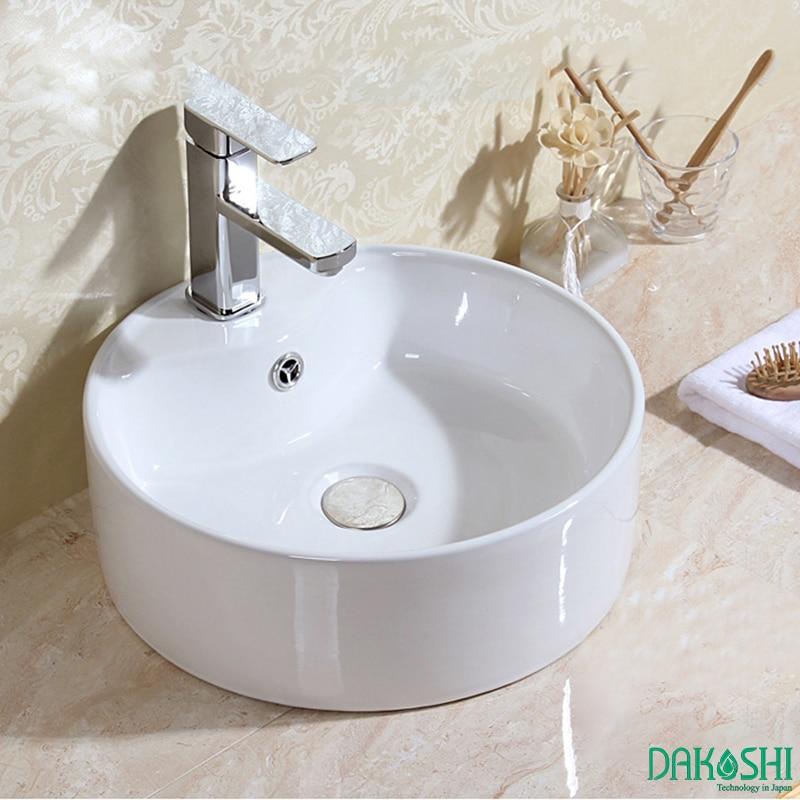 chau rua mat lavabo dat ban dakoshi jpan db15-4
