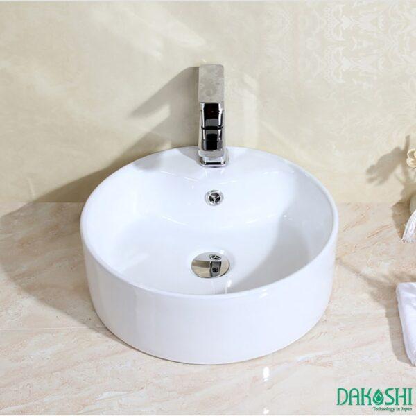 chau rua mat lavabo dat ban dakoshi jpan db15-7