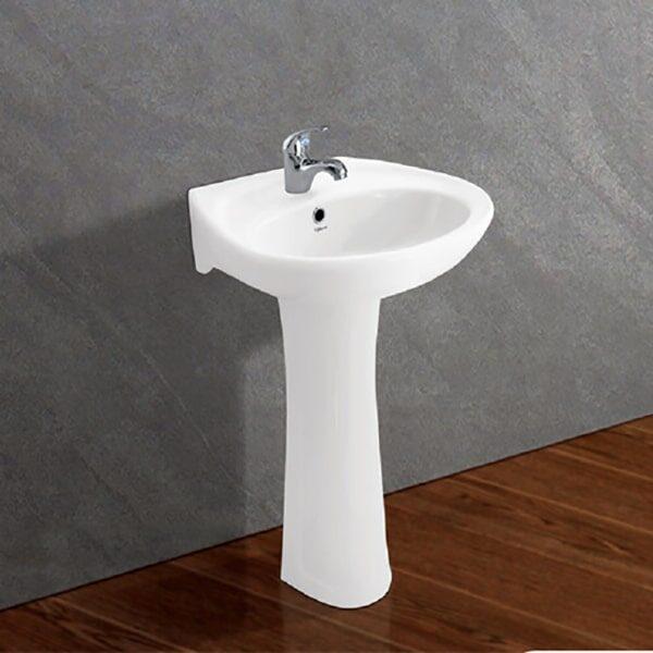 chau rua mat lavabo treo tuong viglacera vtl2-bs501-1