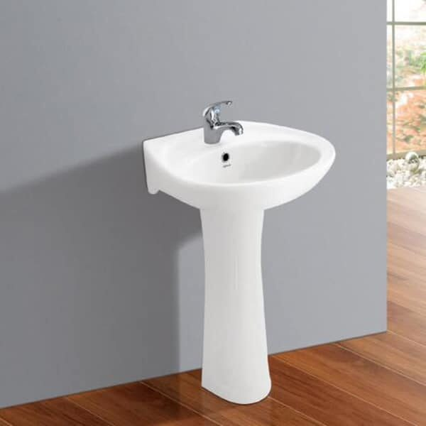 chau rua mat lavabo treo tuong viglacera vtl2-bs501