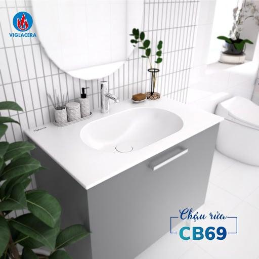 chau rua mat lavabo am ban viglacera cb69-2